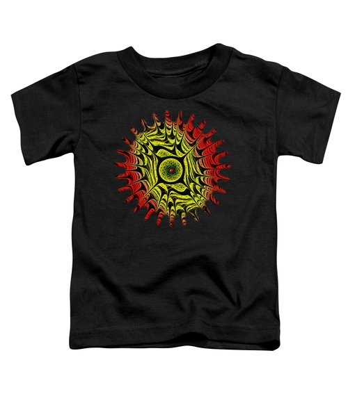 Fire Dragon Eye Toddler T-Shirt