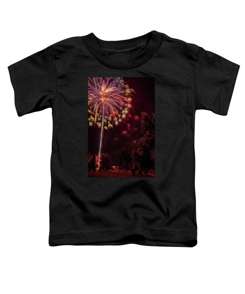 Fired Up Toddler T-Shirt