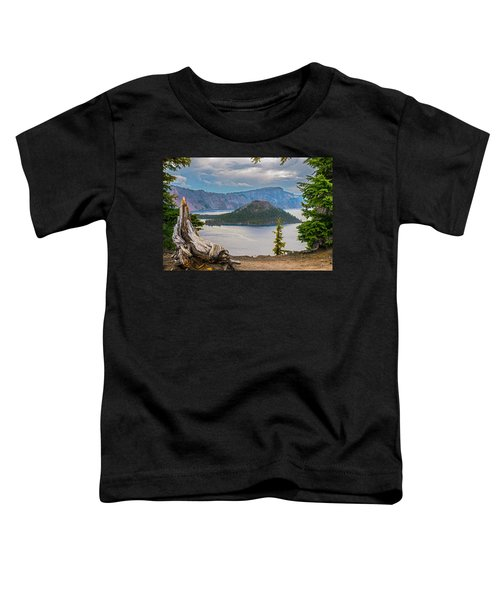 First Crater View Toddler T-Shirt