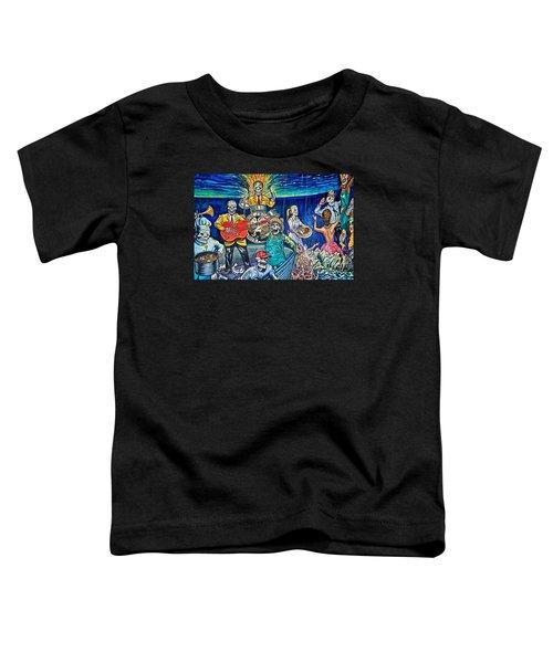 Fish Fright Toddler T-Shirt