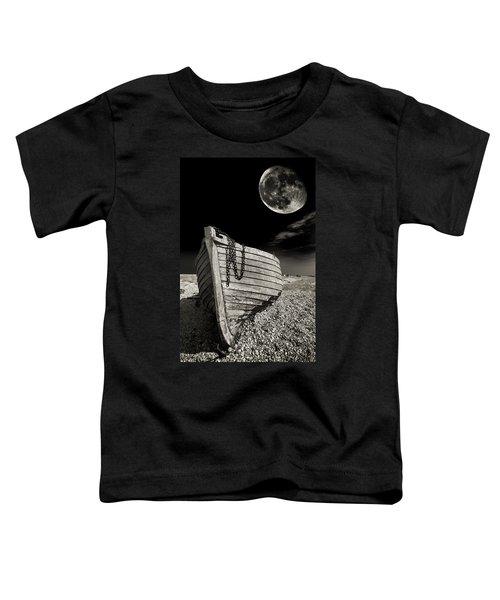 Fishing Boat Graveyard 3 Toddler T-Shirt