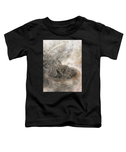 Fit Into The System Toddler T-Shirt