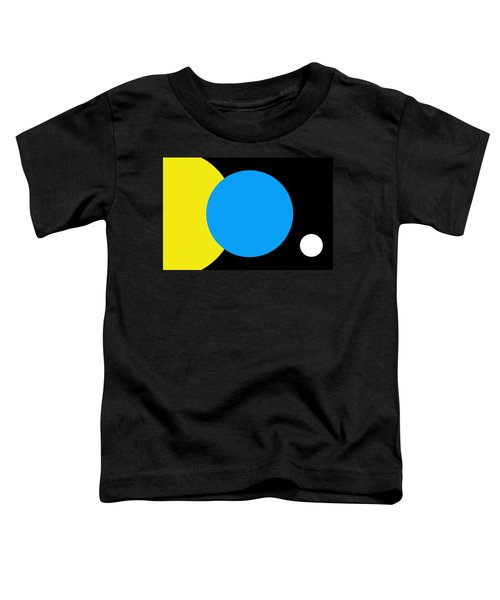Flag Of Earth Toddler T-Shirt
