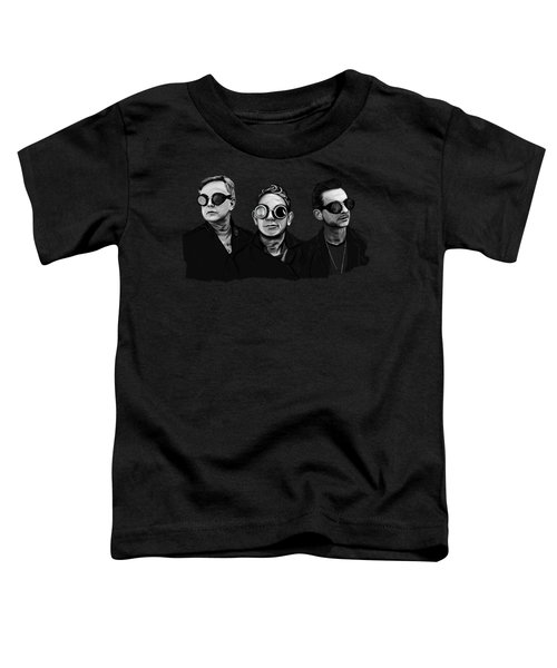 Fletch Martin And Dave With Welder Goggles 2 Toddler T-Shirt