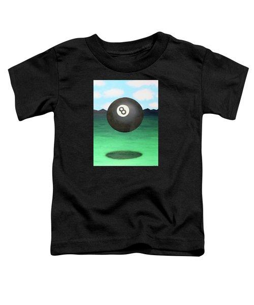Floating 8 Toddler T-Shirt