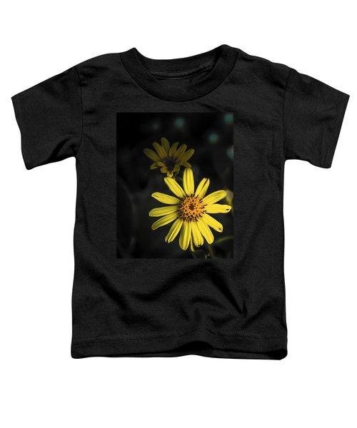 Flora In Yellow Toddler T-Shirt