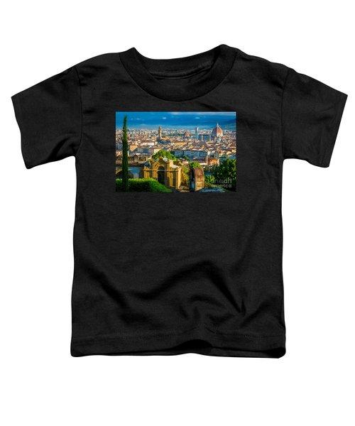 Florentine Vista Toddler T-Shirt