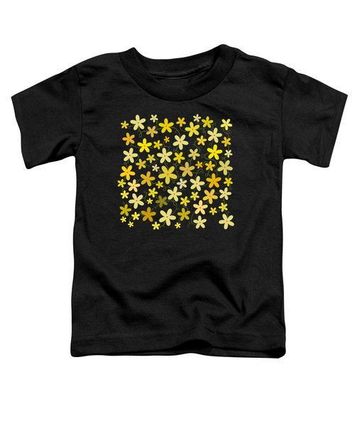 Flower Folly Toddler T-Shirt