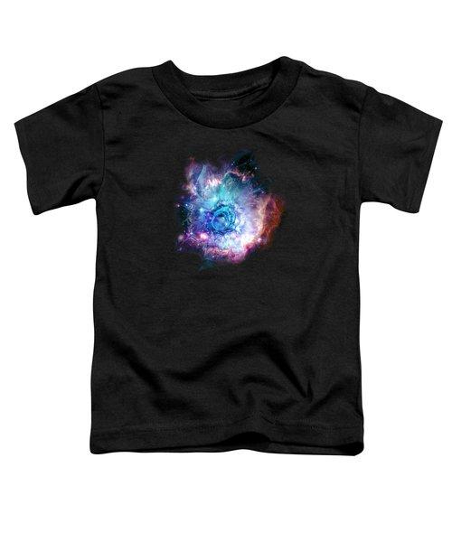 Flower Nebula Toddler T-Shirt