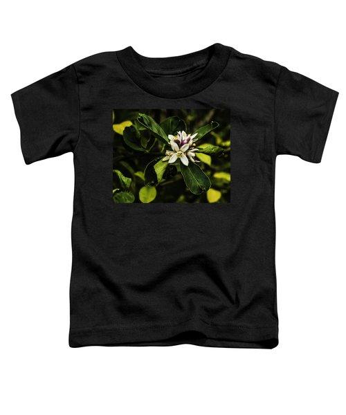 Flower Of The Lemon Tree Toddler T-Shirt