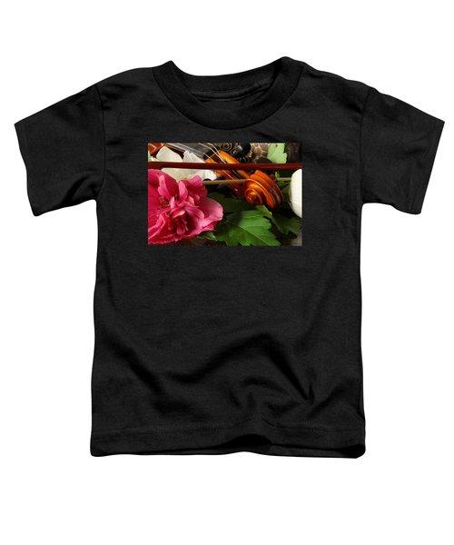 Flower Song Toddler T-Shirt