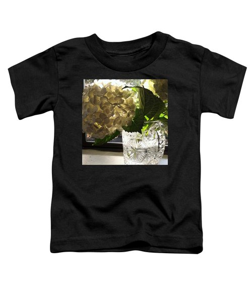 Flowers Always Inspire! Toddler T-Shirt