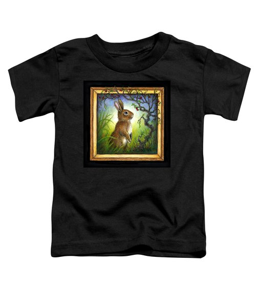 Focused On The Prize Toddler T-Shirt