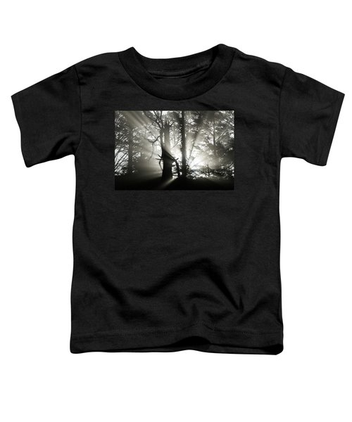 Foggy Flares Toddler T-Shirt