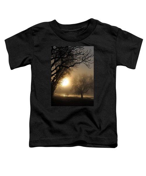 Foggy Morn Toddler T-Shirt