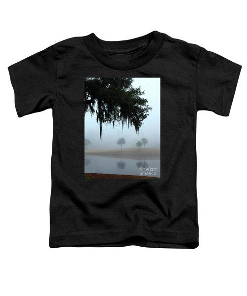 Foggy Morn Reflections Toddler T-Shirt