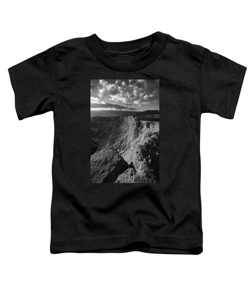 Font's Point Toddler T-Shirt