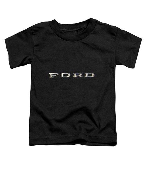 Ford Emblem Toddler T-Shirt