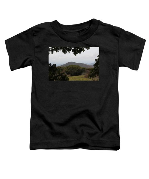 Forest Dark Space Toddler T-Shirt