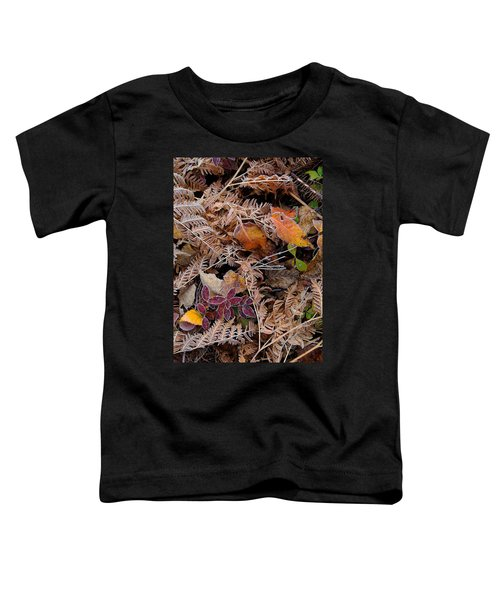 Forest Ferns Toddler T-Shirt