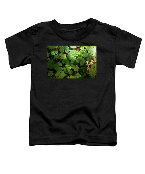 Forest Floor Toddler T-Shirt