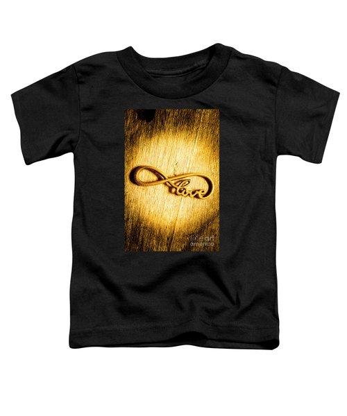 Forever Love Toddler T-Shirt