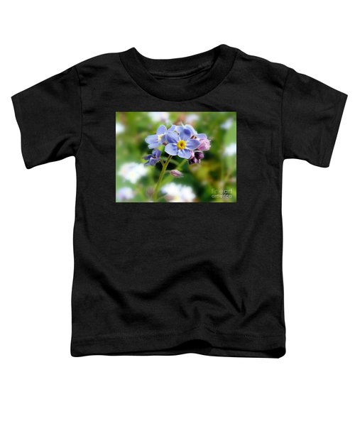 Forget-me-not Toddler T-Shirt