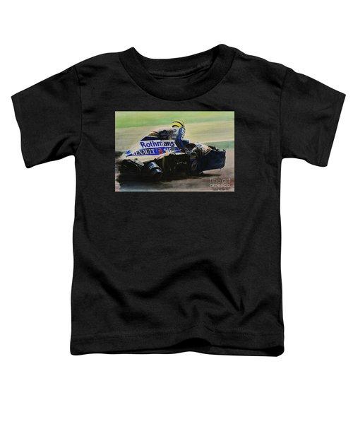Formula Alone Toddler T-Shirt