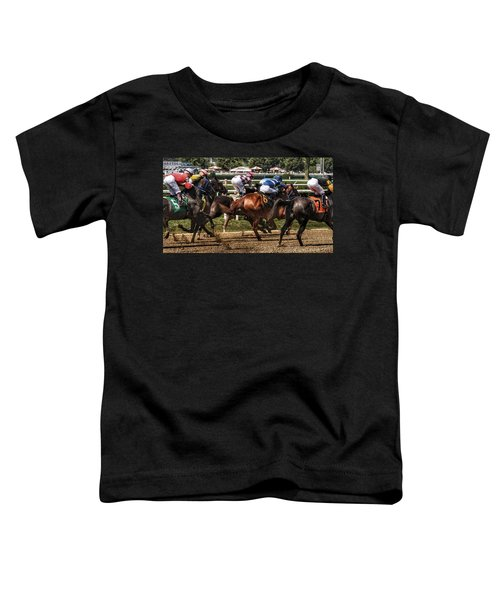 Forty Mph Toddler T-Shirt