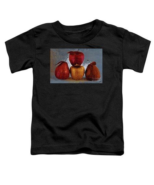 Four Fruits Toddler T-Shirt