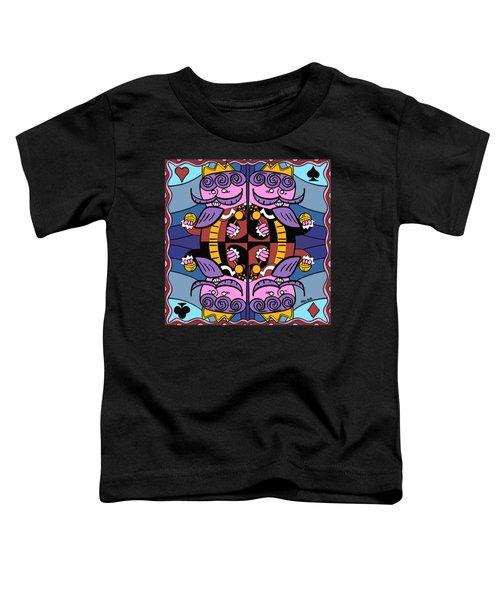Four Kings Toddler T-Shirt