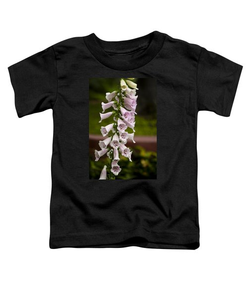 Foxglove At The Getty - Digitalis Toddler T-Shirt