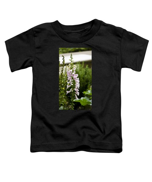 Foxglove At The Getty Toddler T-Shirt