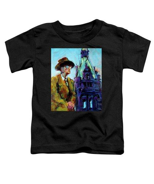 Frank Zeidler Toddler T-Shirt