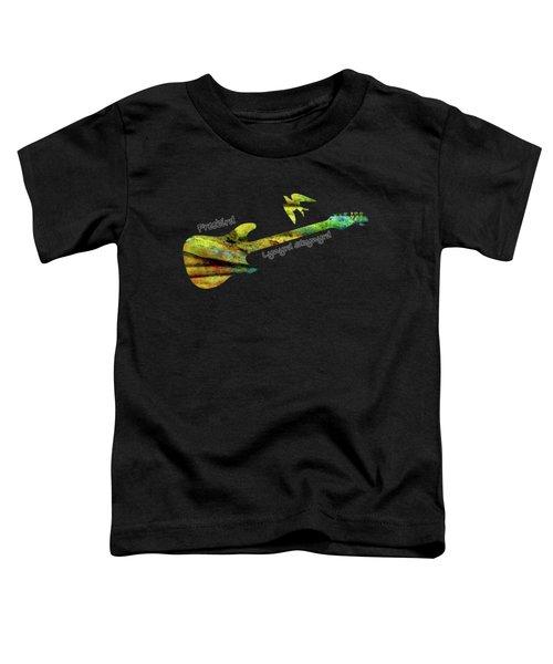 Freebird Lynyrd Skynyrd Ronnie Van Zant Toddler T-Shirt