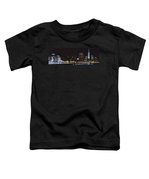 Freedom Skyline Toddler T-Shirt