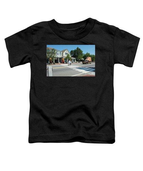 Freeport, Maine #130398 Toddler T-Shirt