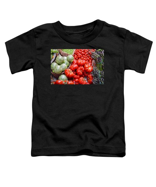 Fresh Vegetables Toddler T-Shirt
