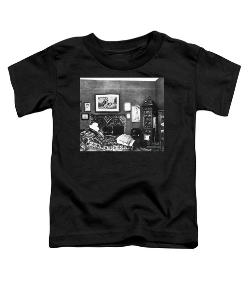 Freuds Consulting Room Toddler T-Shirt