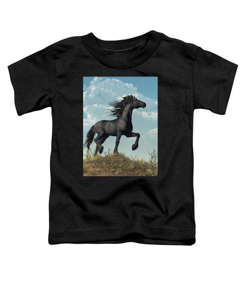 Friesian Toddler T-Shirt