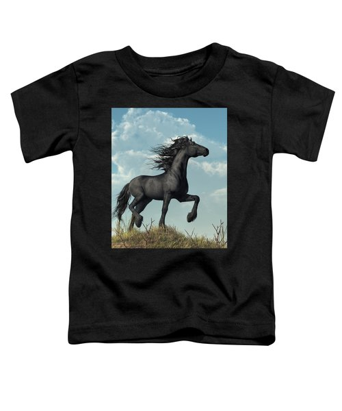 Friesian Toddler T-Shirt