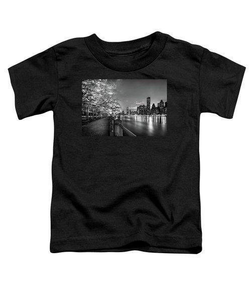 Front Row Roosevelt Island Toddler T-Shirt