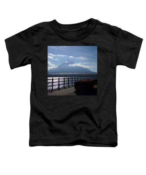 Fuji From Lake Yamanaka Toddler T-Shirt