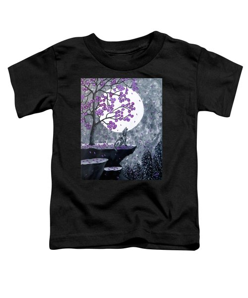 Full Moon Magic Toddler T-Shirt