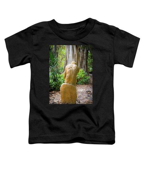 Garden Sculpture 2 Toddler T-Shirt