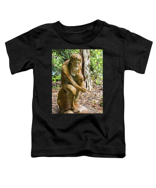 Garden Sculpture 3 Toddler T-Shirt