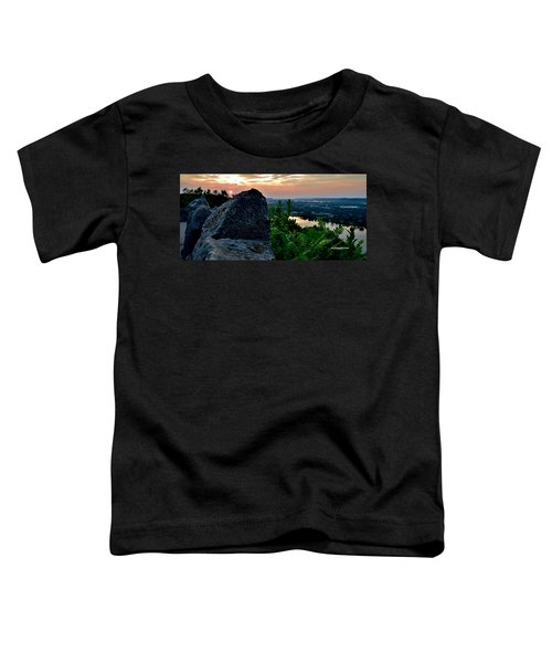 Garvin Heights Sunset Toddler T-Shirt