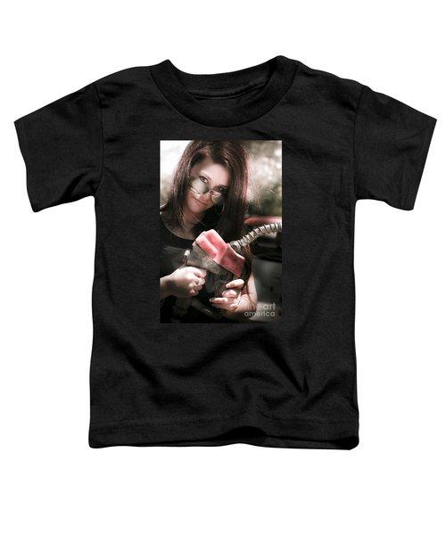 Gas Pump Toddler T-Shirt