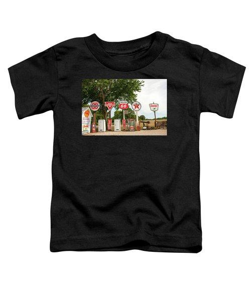 Gas Signage Toddler T-Shirt