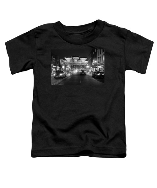 Gateway To Chinatown Toddler T-Shirt